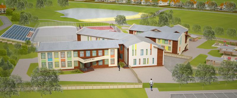 Образовательный центр в городе Бобров