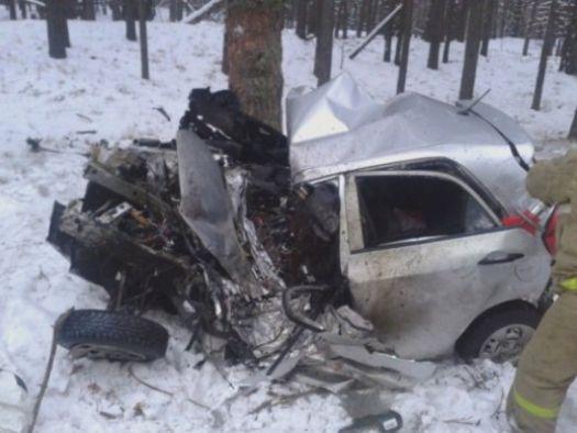 авария бробров таловая февраль дтп