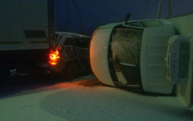 авария в липовке м4 бобровский район