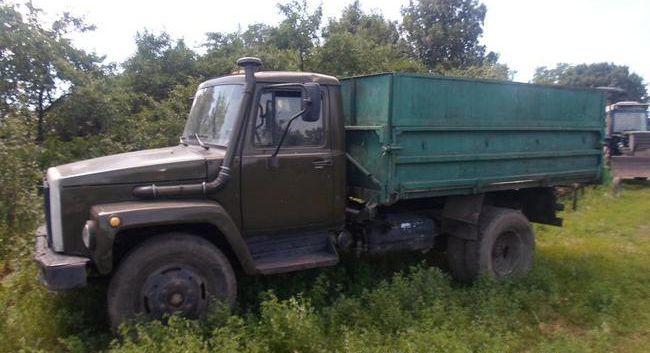 ГАЗ-САЗ 4509