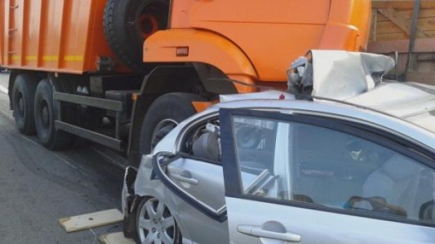 крупная авария м4 дон бобровский район