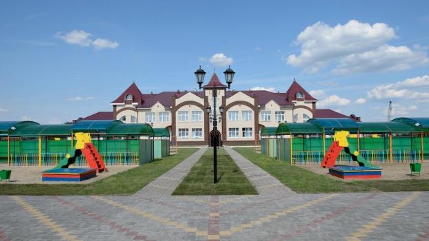 детский сад открылся в боброве