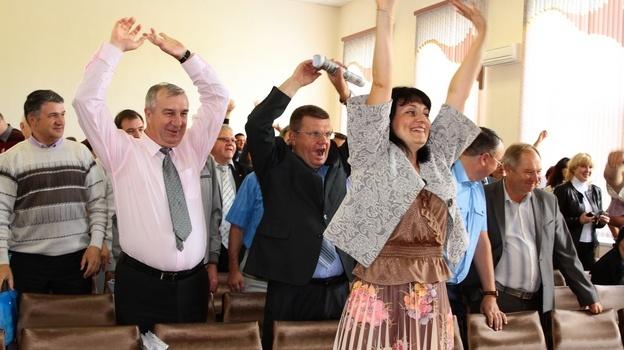 гимнастика в Боброве