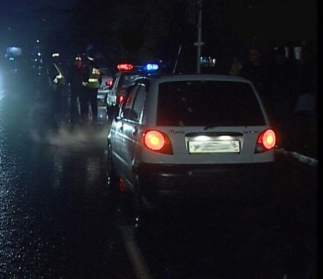 В Бобровском районе водитель на Matiz сбила насмерть крымчанина