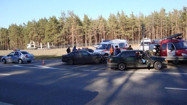 Житель Курска погиб при ДТП в Бобровском районе