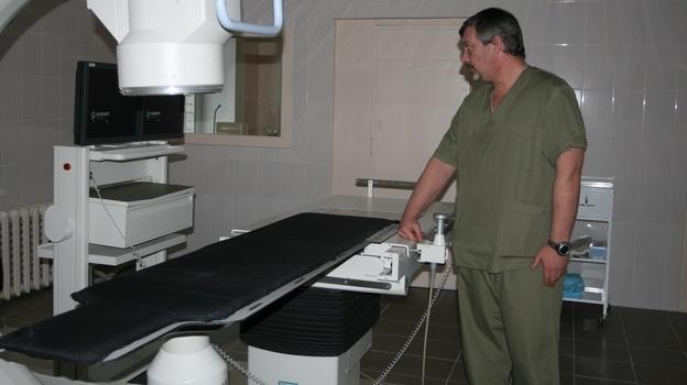 Больница Бобров