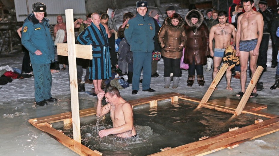 крещение бобров