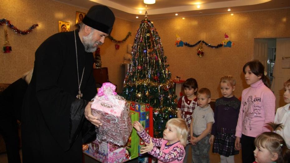 рождественское чудо детям