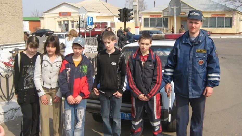 Полицейский из Боброва получил госнаграду