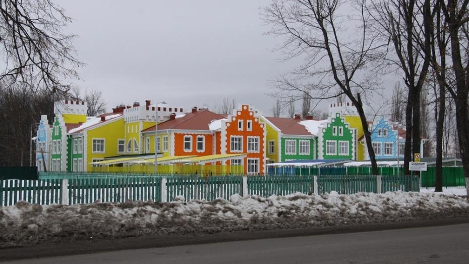 детский сад пряничный домик