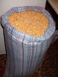 кукурузу украли в Боброве