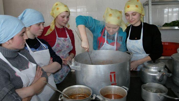 волонтёры бобров