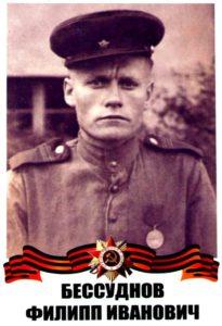 Бессуднов Филипп Иванович