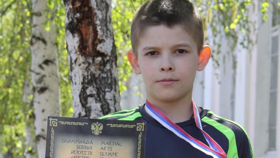 бобровчанин чемпион по боевым искусствам