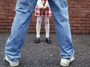 педофил напал на ребёнка в боброве