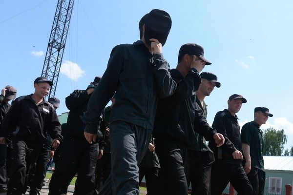 Бунт в бобровской колонии
