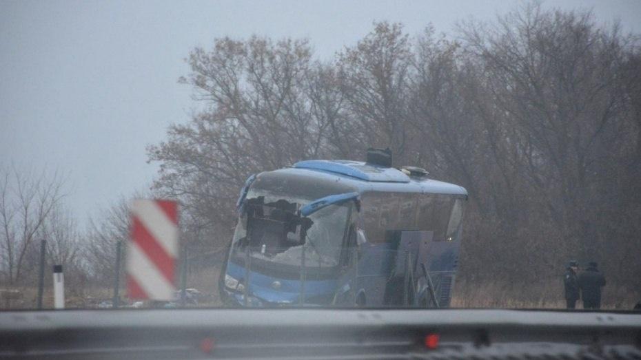 дтп автобус м4
