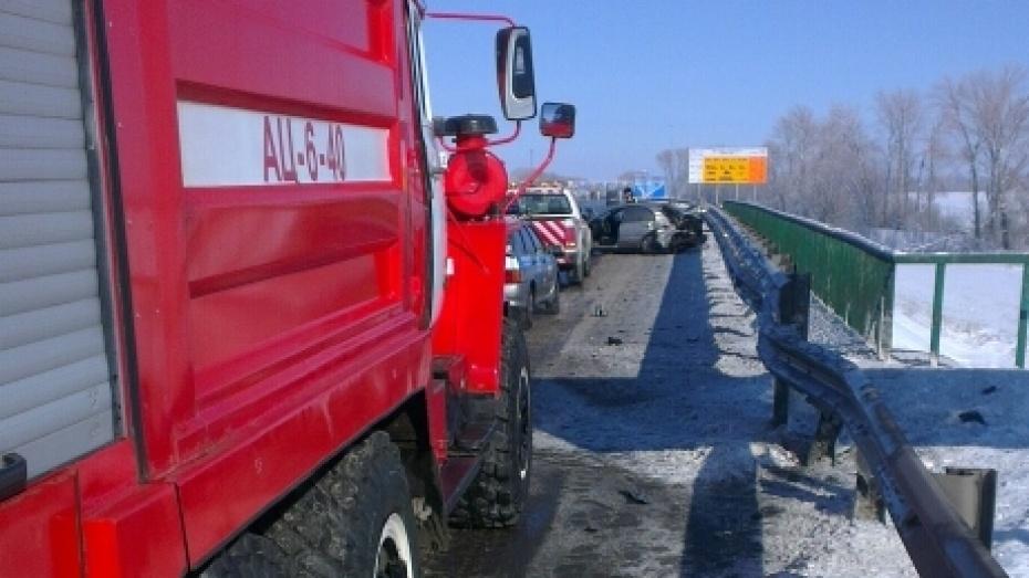 ДТП на трассе М4 март